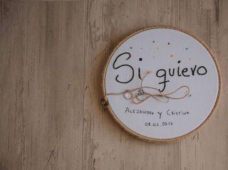 La boda de Cristina y Alejandro 1