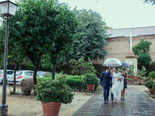 La boda de Isa y Antonio