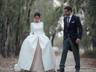 La boda de Macarena y Jesus 2