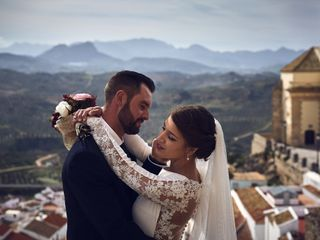 La boda de Cristina y Fran