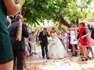 La boda de Yolanda y Alberto