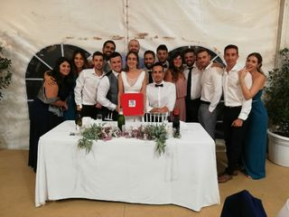 La boda de Jenifer y Eric 1