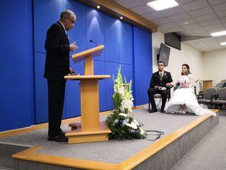 La boda de Heikel  y Silvia Carolina
