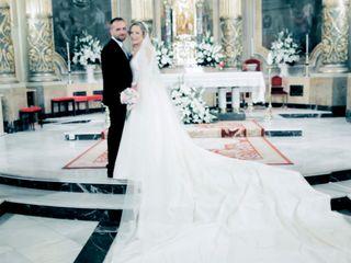 La boda de Fátima y Daniel