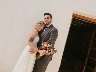 La boda de Jona y Patri