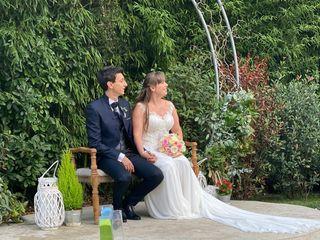 La boda de Tània y Jacob