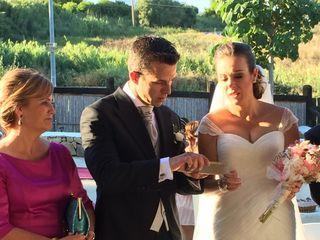 La boda de Marisa y Raul