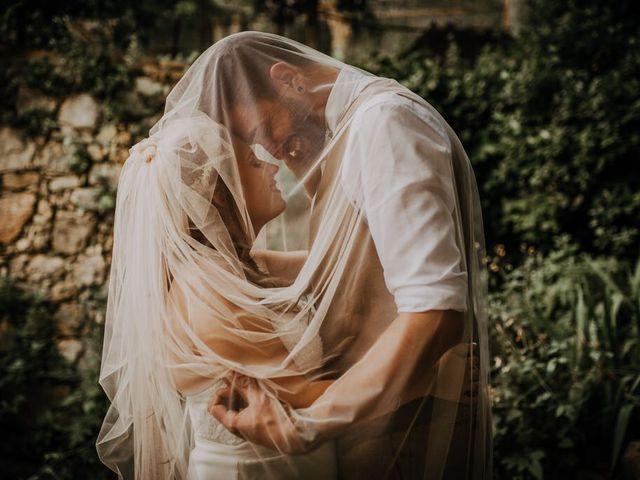 La boda de Eva y Juanjo