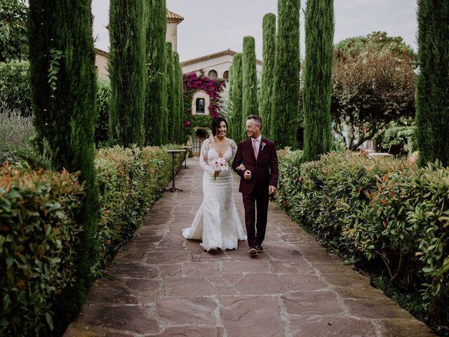 La boda de Samuel y Cristina en Bigues, Barcelona 52