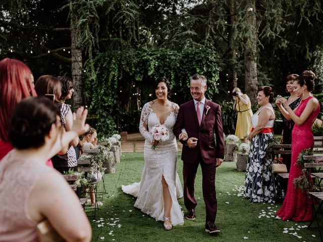 La boda de Samuel y Cristina en Bigues, Barcelona 56