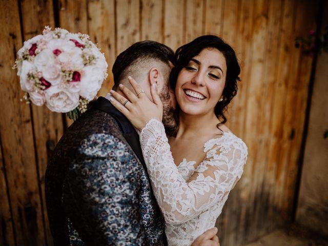 La boda de Cristina y Samuel