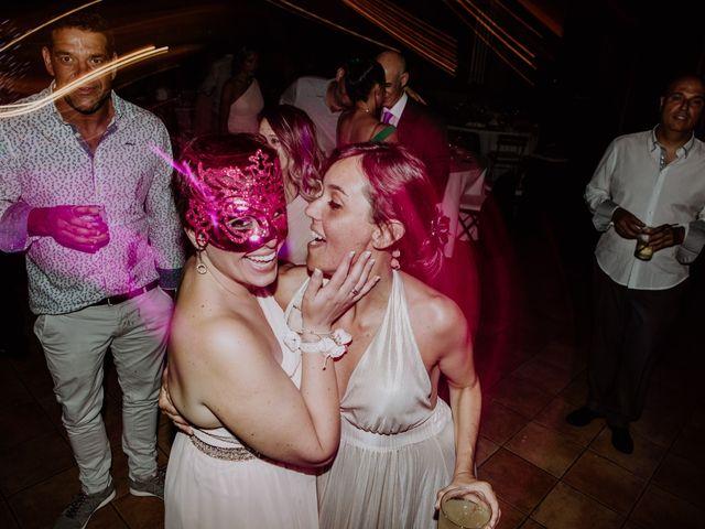 La boda de Samuel y Cristina en Bigues, Barcelona 109