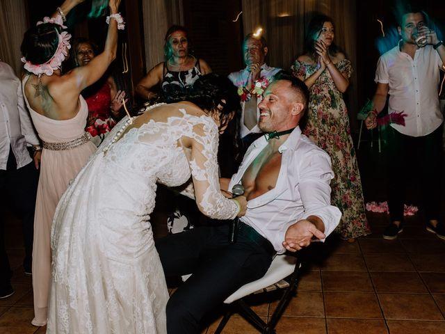 La boda de Samuel y Cristina en Bigues, Barcelona 113