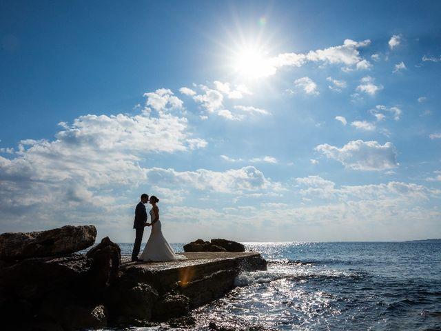 La boda de Xavier y Núria en Portocristo/port De Manacor, Islas Baleares 5
