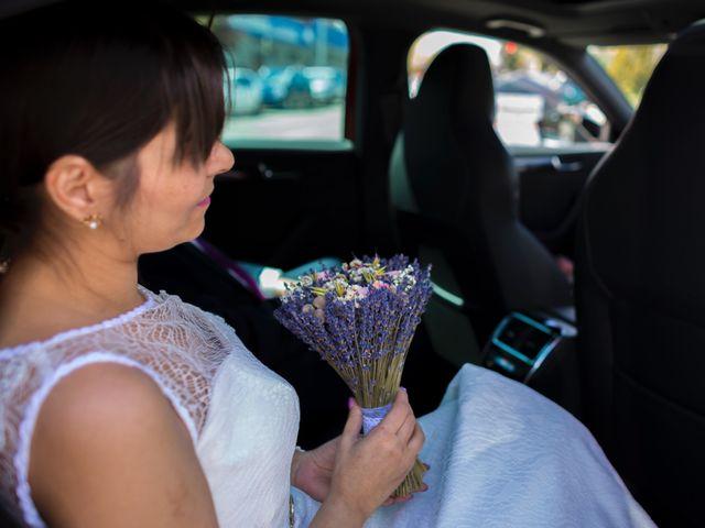 La boda de Raul y Pilar en Navalcarnero, Madrid 1