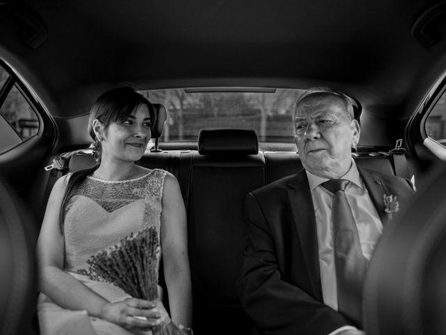 La boda de Raul y Pilar en Navalcarnero, Madrid 2