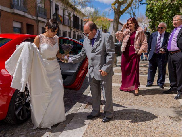 La boda de Raul y Pilar en Navalcarnero, Madrid 5