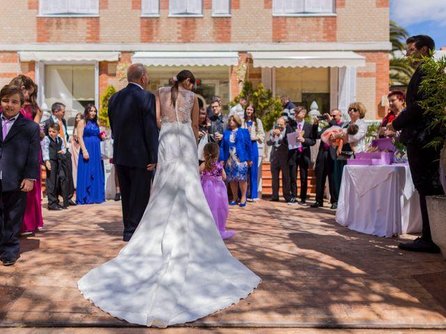 La boda de Raul y Pilar en Navalcarnero, Madrid 6