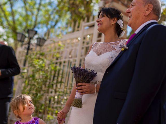 La boda de Raul y Pilar en Navalcarnero, Madrid 7