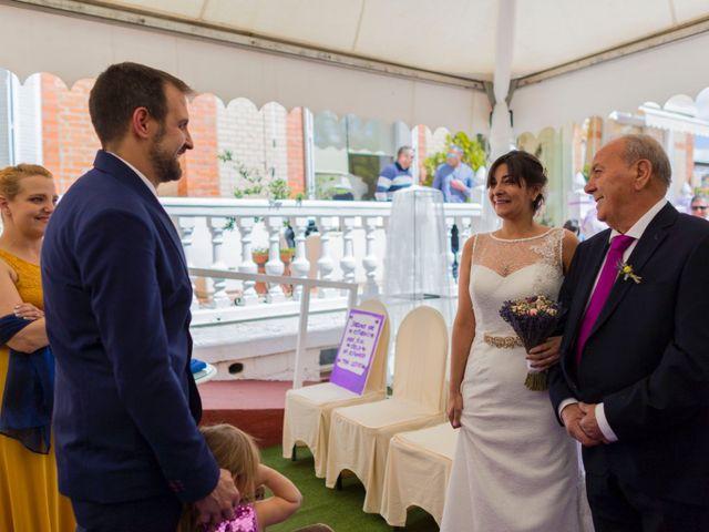 La boda de Raul y Pilar en Navalcarnero, Madrid 9