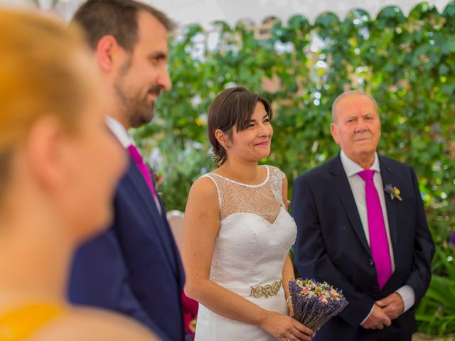 La boda de Raul y Pilar en Navalcarnero, Madrid 10