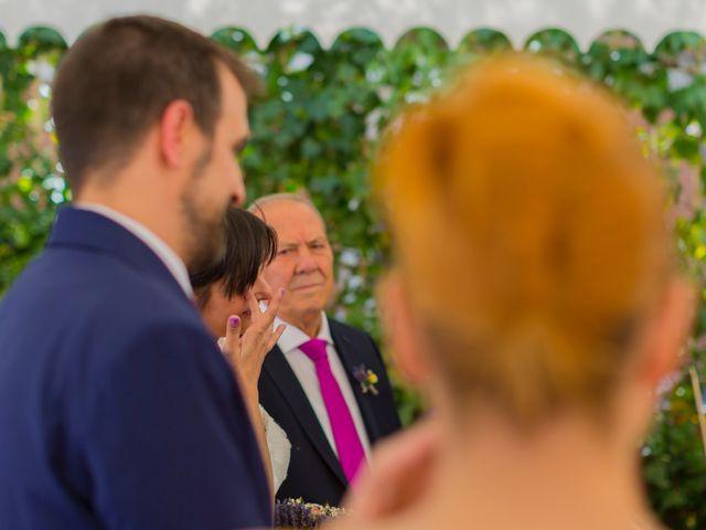 La boda de Raul y Pilar en Navalcarnero, Madrid 11