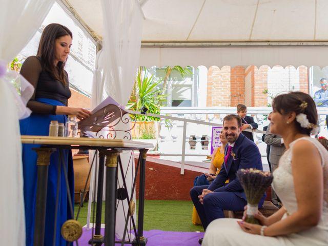 La boda de Raul y Pilar en Navalcarnero, Madrid 14