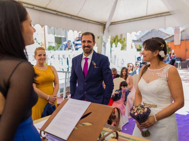 La boda de Raul y Pilar en Navalcarnero, Madrid 16