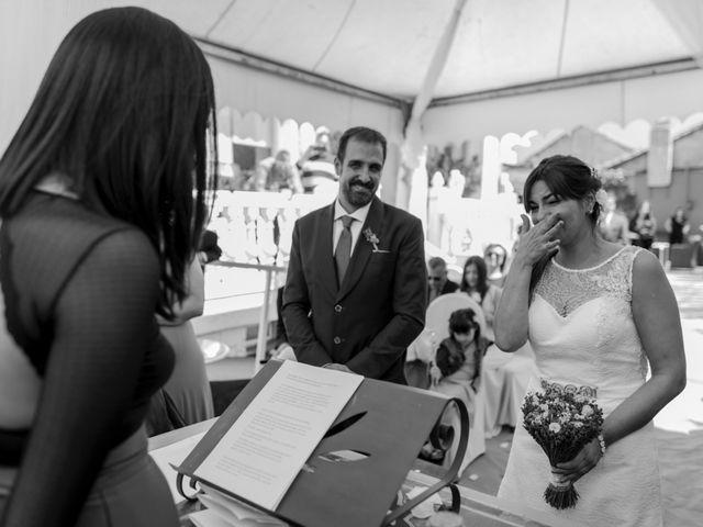 La boda de Raul y Pilar en Navalcarnero, Madrid 17