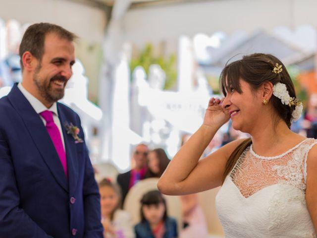 La boda de Raul y Pilar en Navalcarnero, Madrid 18
