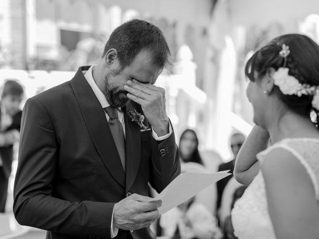 La boda de Raul y Pilar en Navalcarnero, Madrid 20