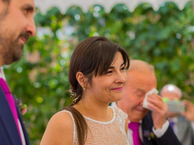 La boda de Raul y Pilar en Navalcarnero, Madrid 21