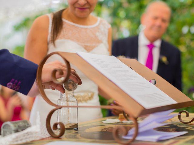 La boda de Raul y Pilar en Navalcarnero, Madrid 22