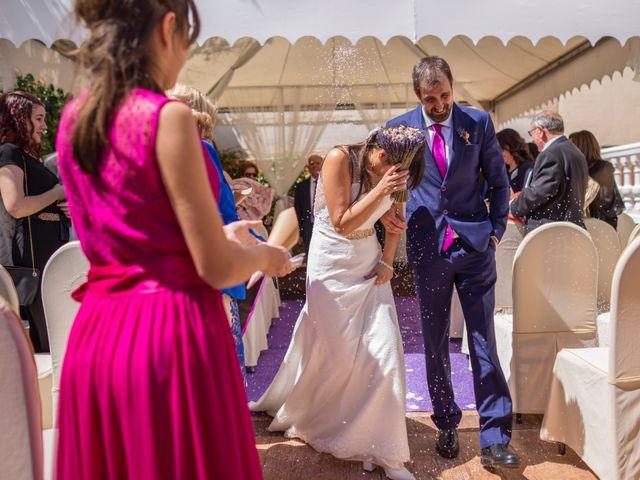 La boda de Raul y Pilar en Navalcarnero, Madrid 24