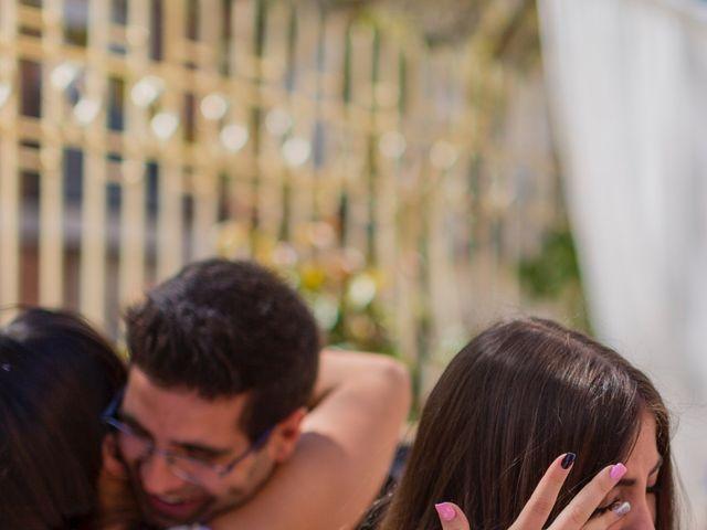 La boda de Raul y Pilar en Navalcarnero, Madrid 26
