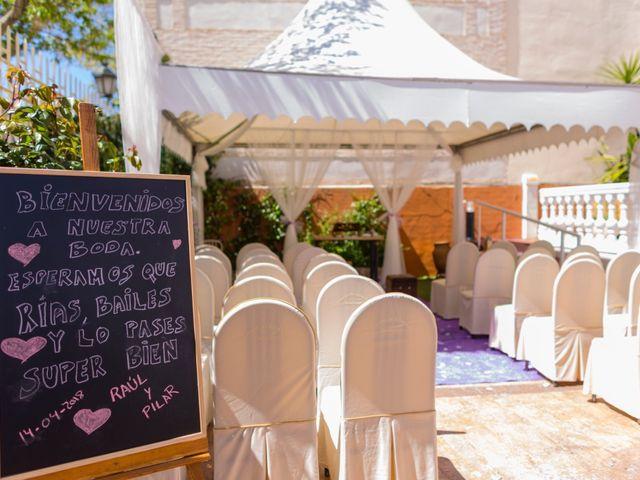 La boda de Raul y Pilar en Navalcarnero, Madrid 30