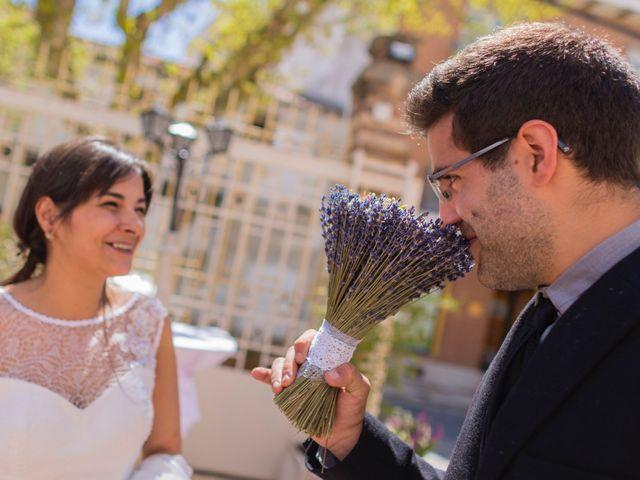 La boda de Raul y Pilar en Navalcarnero, Madrid 33