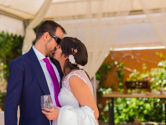 La boda de Raul y Pilar en Navalcarnero, Madrid 35