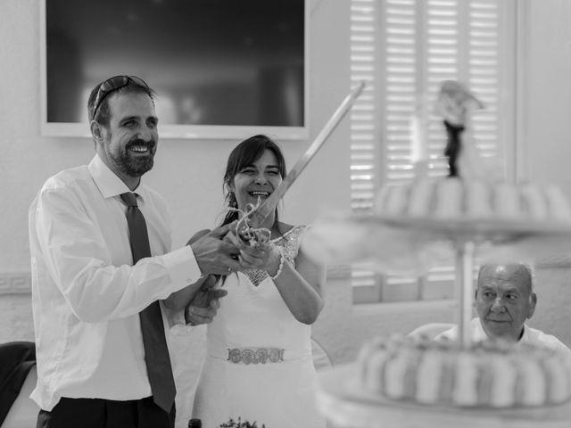 La boda de Raul y Pilar en Navalcarnero, Madrid 40