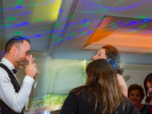 La boda de Raul y Pilar en Navalcarnero, Madrid 44