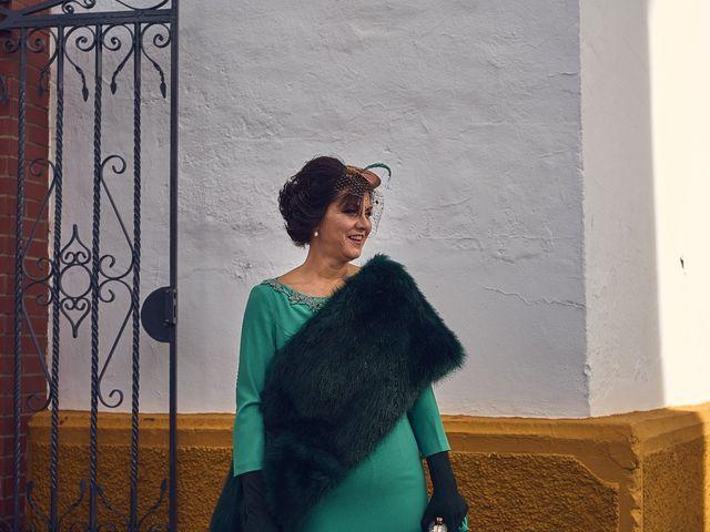 La boda de Fran y Cristina en Olvera, Cádiz 2