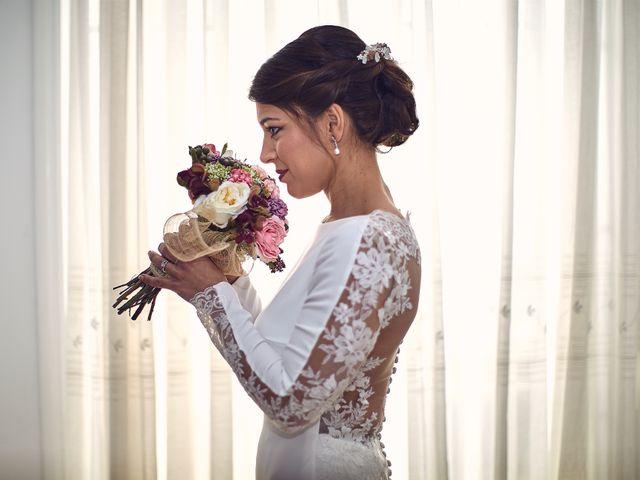 La boda de Fran y Cristina en Olvera, Cádiz 8