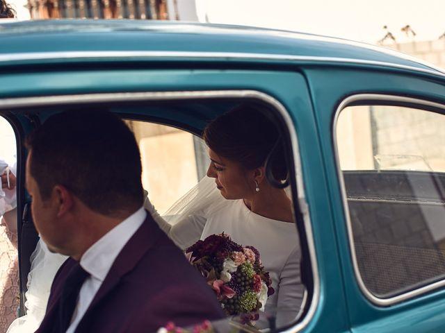 La boda de Fran y Cristina en Olvera, Cádiz 11