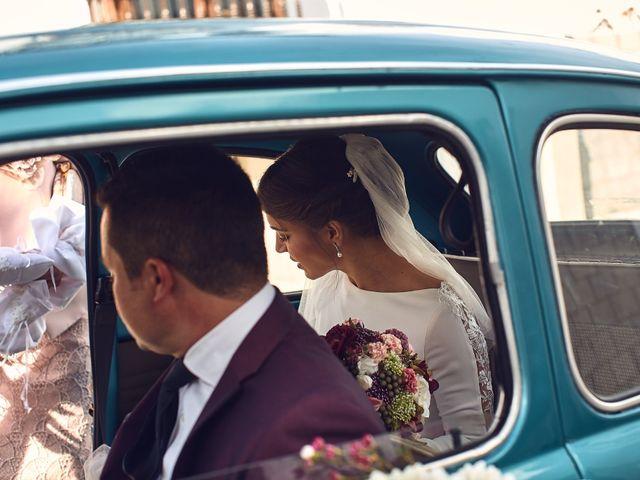 La boda de Fran y Cristina en Olvera, Cádiz 12