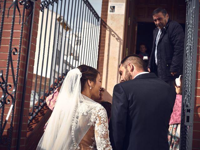 La boda de Fran y Cristina en Olvera, Cádiz 13