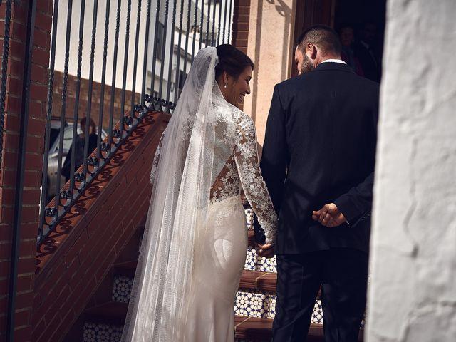 La boda de Fran y Cristina en Olvera, Cádiz 14