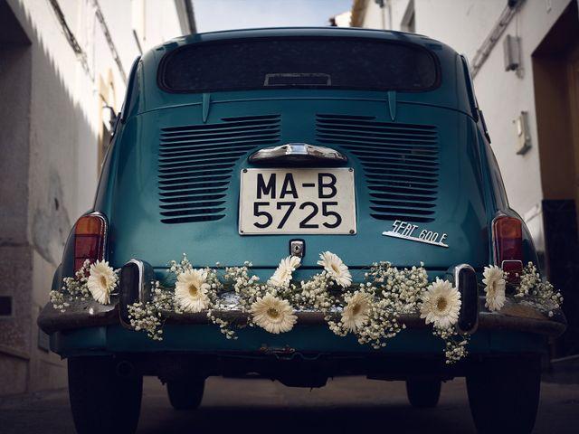 La boda de Fran y Cristina en Olvera, Cádiz 15