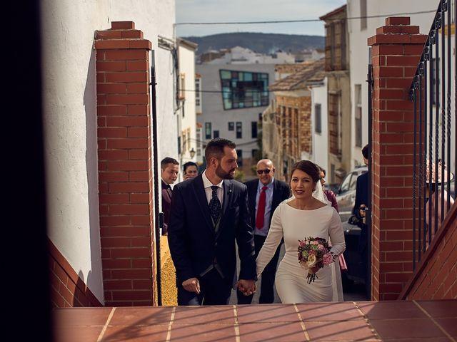 La boda de Fran y Cristina en Olvera, Cádiz 16