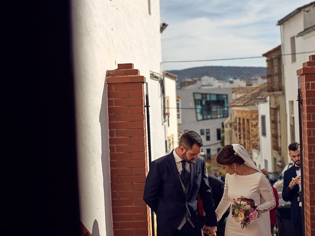 La boda de Fran y Cristina en Olvera, Cádiz 17