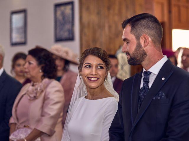 La boda de Fran y Cristina en Olvera, Cádiz 18